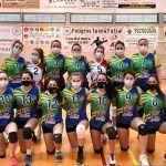 La trayectoria andaluza de los equipos de Sermud Armilla durante el fin de semana voleibolero