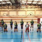 El Club Voleibol Sermud Armilla expone a sus equipos de Ligas Andaluzas
