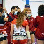 Albolote CV'16 consigue un triunfo sufrido en la Segunda Andaluza de voleibol