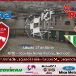 SIMA Granada FS arranca con ilusión la segunda fase del campeonato