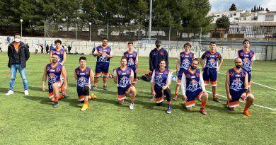 Granada Lions en flag afronta una final para terminar la temporada