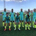 Triunfo meritorio del Granada CF Femenino visitando a la UD Tacuense