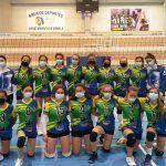 Los equipos cadetes del Club Voleibol Sermud Armilla finalizan la competición federada