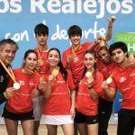 El Club Bádminton Granada asciende a la División de Honor de manera admirable