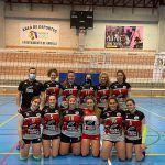Albolote CV'16 consigue un doble triunfo en Segunda Andaluza de voleibol