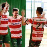 SIMA Granada FS, a un triunfo de disputar la Copa del Rey de fútbol sala