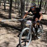 Intensa jornada de ciclismo BTT XCO en Sierra Elvira