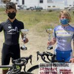 Brillante comienzo del CAREBA Escuelas en Churriana de la Vega de ciclismo