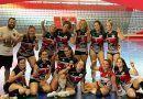 Albolote CV'16 conquista de forma brillante la Segunda Andaluza de voleibol