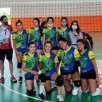 Sermud Armilla presente en la Copa Granada de voleibol