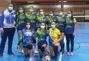 Sermud Armilla sigue su travesía en las competiciones de voleibol