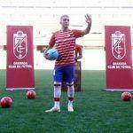 Monchu, nueva incorporación para el medio campo del Granada CF