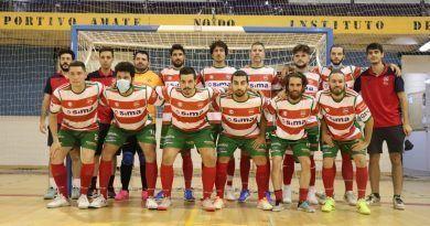 El C.D. Sordos Granada F.S., bronce en el Campeonato de Andalucía