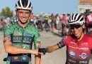 Esther Maqueda y Manuel Maestra se imponen en la prueba ciclista en el Puerto de la Cabra Montés