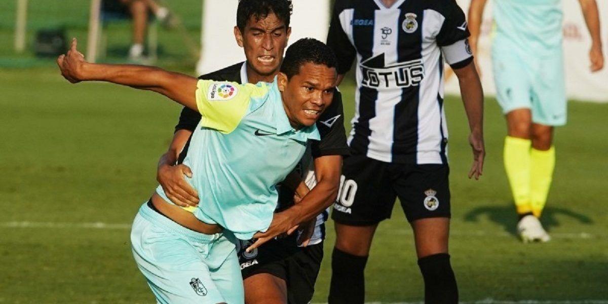 La pretemporada deja una contundente victoria del Granada CF ante la 'Balona'