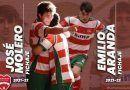 SIMA Granada FS incorpora al primer equipo a Molero y Emilio