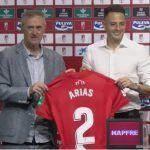Santiago Arias, alta velocidad para el carril derecho del Granada CF